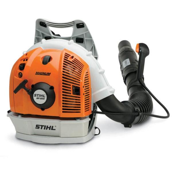 Stihl-BR-600-Laubbläser